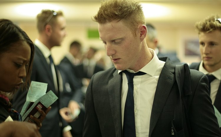 Ben Stokes does final paper-work on entry in the Caribbean