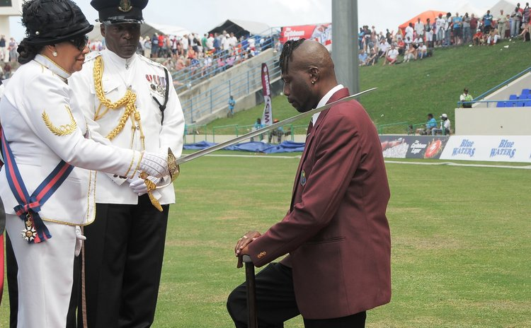 Three Cricket Legends are Knighted