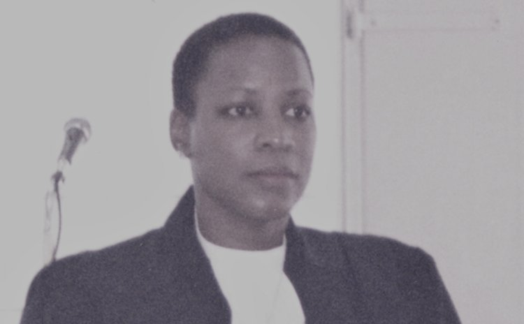 The late Sandra Julien