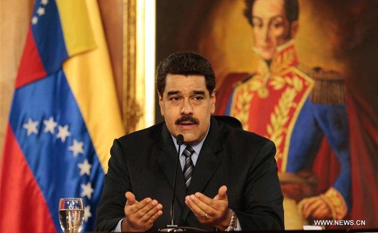 Nicholas Maduro President of Venezuela