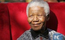 The late Nelson Mandella