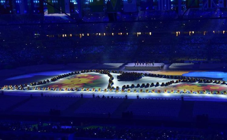 Rio Games closing ceremony