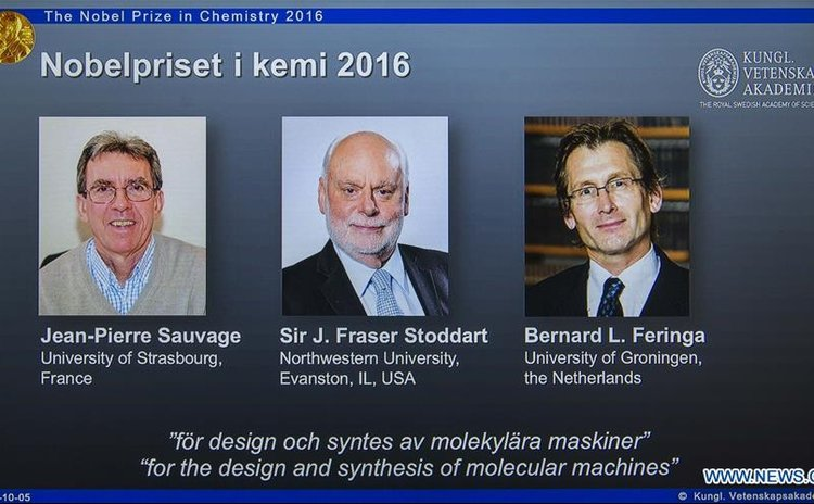PPT of Nobel Prize Winners in Chemistry