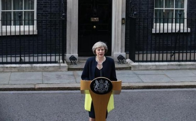 British Prime Minister Theresa May called a snap general election on June 8 in what was a shock and unexpected announcement from outside 10 Downing Street