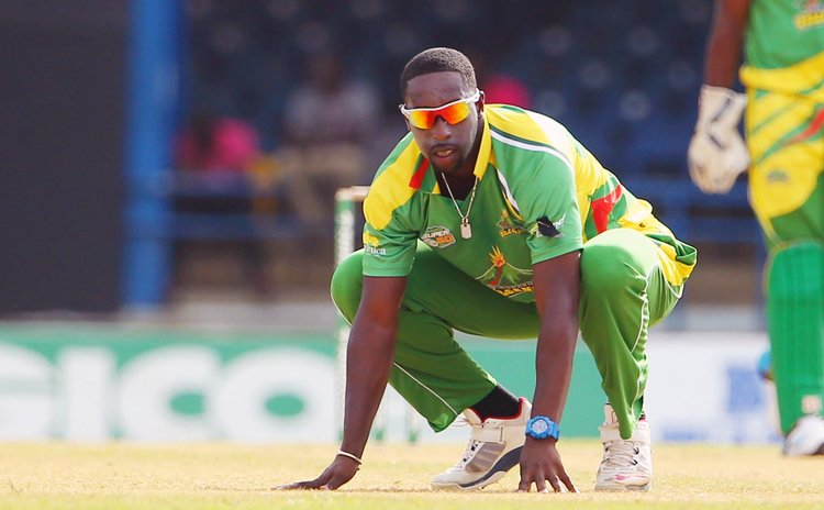 Dominica and West Indies spin bowler Shane Shillingford
