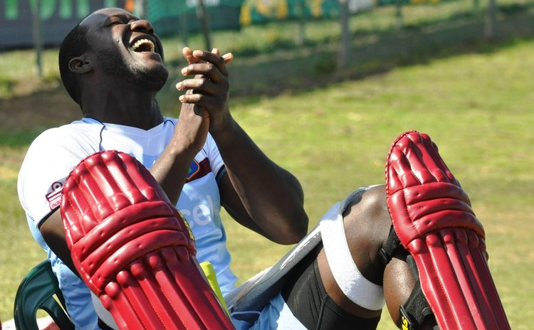 Sammy prepares for ODI #3
