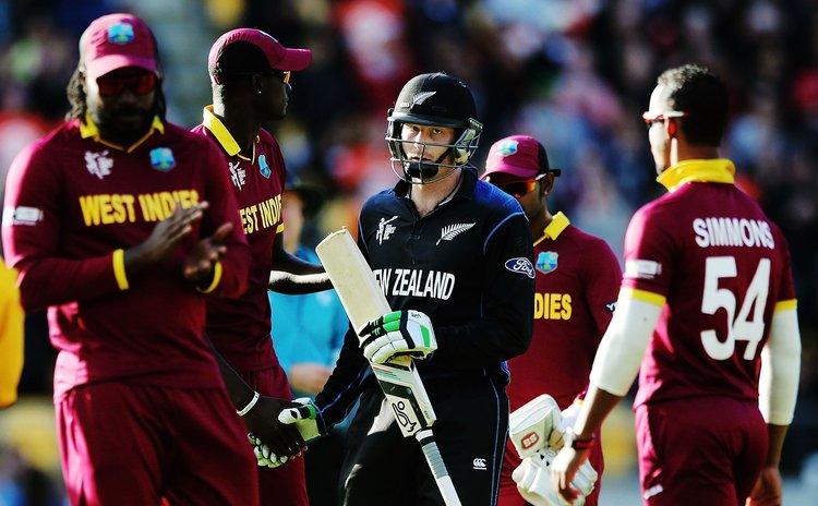 Martin Guptill, the New Zealand batsman who sank West Indies