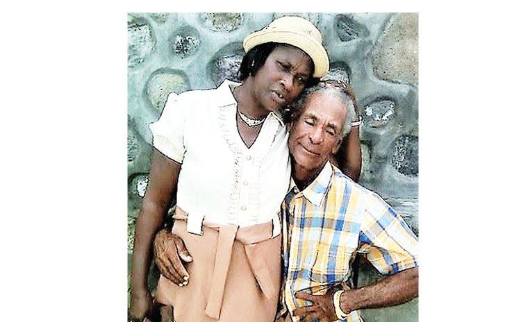 Valentine and Felix Stoute