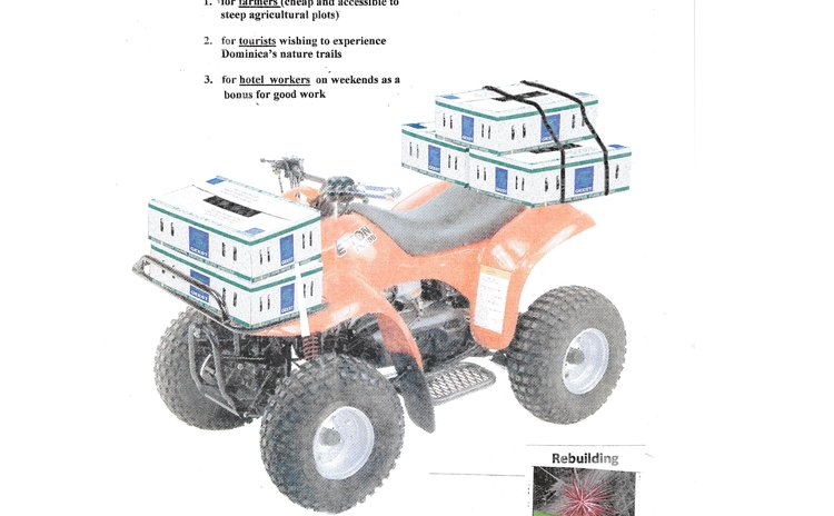 A type of All-terrain vehicle