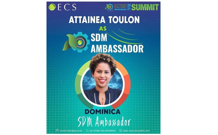 SDM Ambassador Attainea Toulon