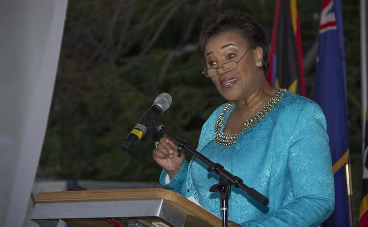 Commonwealth Secretary-General Patricia Scotland