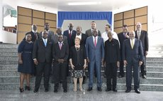 CARICOM Heads of Government July 2015