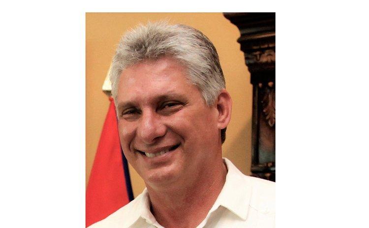 Miguel Diaz Canel