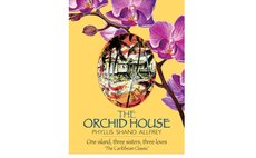 Cover of the book, The Orchid House