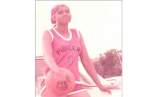 Alice Jno. Jules played league basketball with Pioneers and three other teams