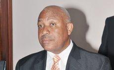 CARICOM Ambassador Felix Gregoire