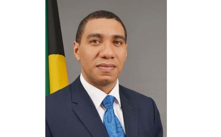 New Jamaican Prime Minister Andrew Holness