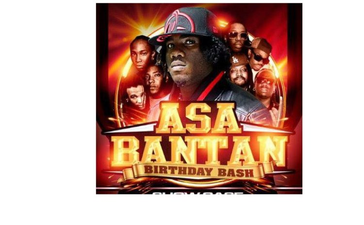 Asa Bantan- Best Male Artiste of the Year