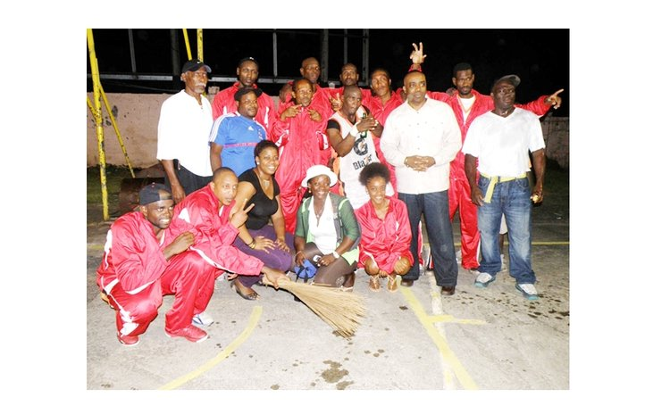 Blazers 2014 DABA Premier Division Play-off Champs