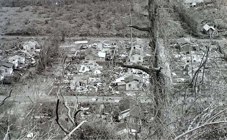 Remembering Hurricane David. August 29, 1979
