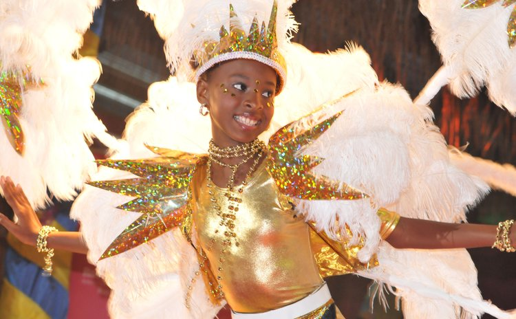 Carnival Princess 2016 performs at the competition