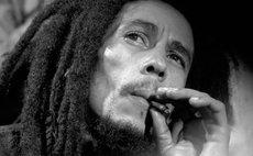 The late Bob Marley was a heavy user of marijuana