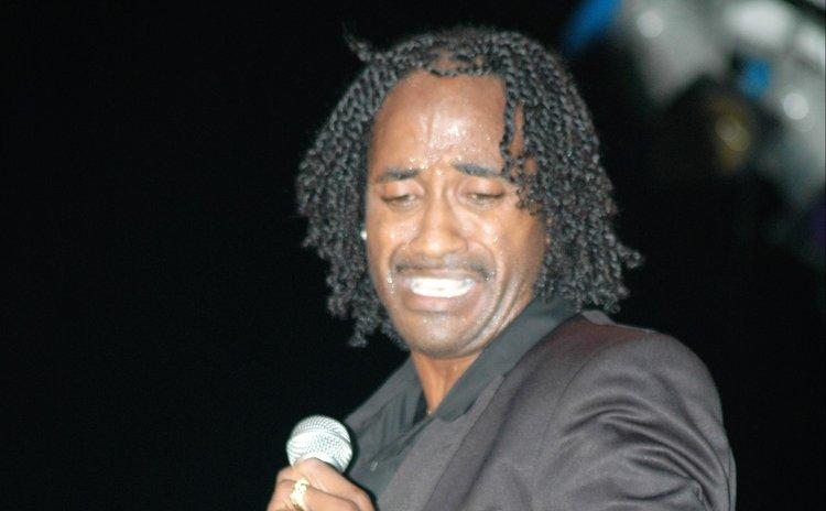 De Bobb in the 2007 Calypso Finals