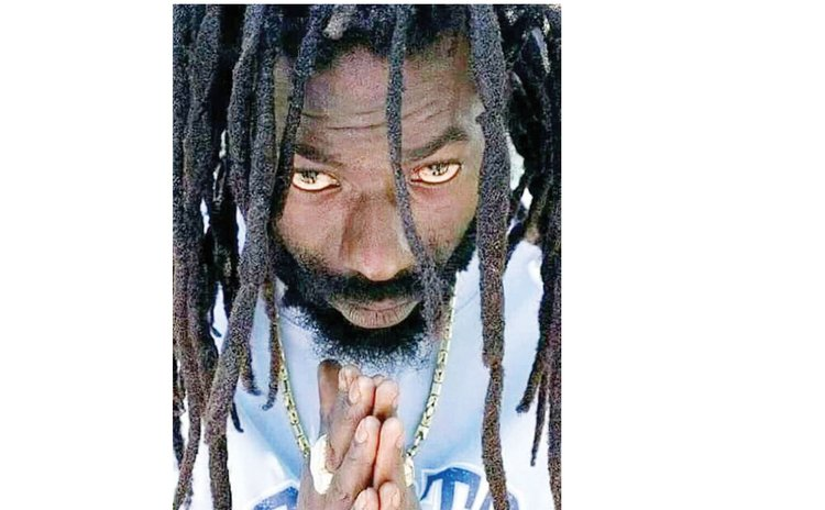 Jamaican Reggae superstar Buju Banton