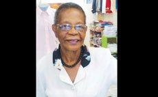 Business woman Annette St. Hilaire