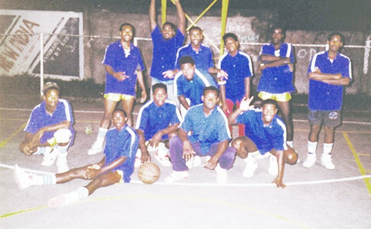 CLOUDS Intermediates co-represented Goodwill for over a decade. Photo Courtesy Irving Dowe