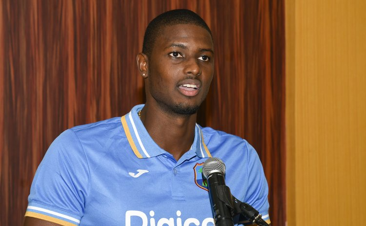 West Indies cricket captain Jason Holder