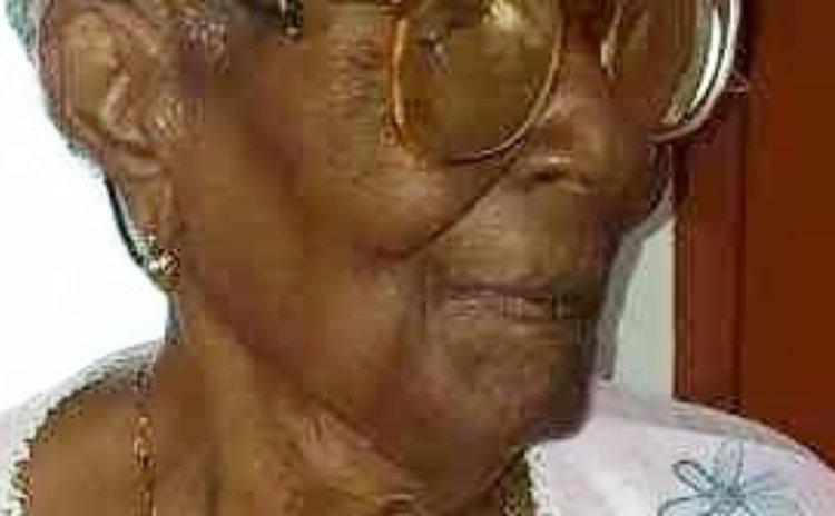 Centenarian Keturah Angel Alexander