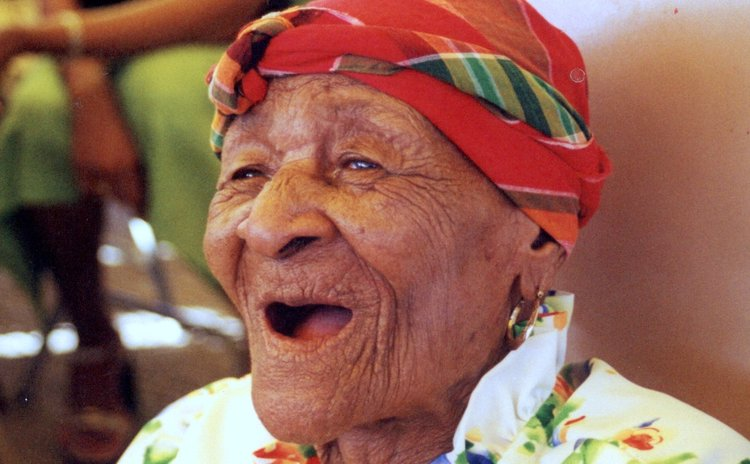 The late Centenarian Ma Pampo