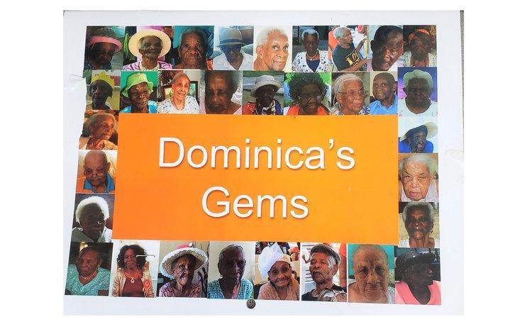 Cover of DCOA calendar