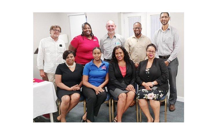 2021 Members of the DHTA executive