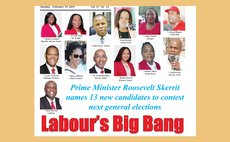 New candidates of the Dominica Labour Party announced at Londonderry