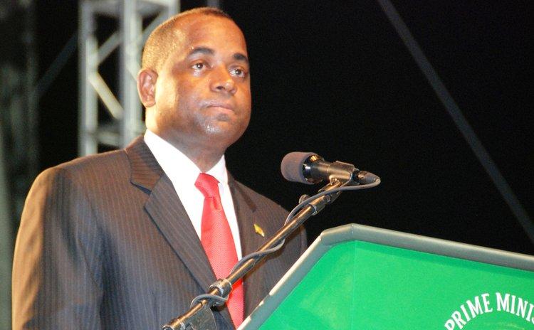 Prime Minister Roosevelt Skerrit