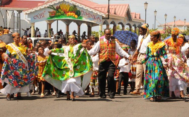 National Dress Parade