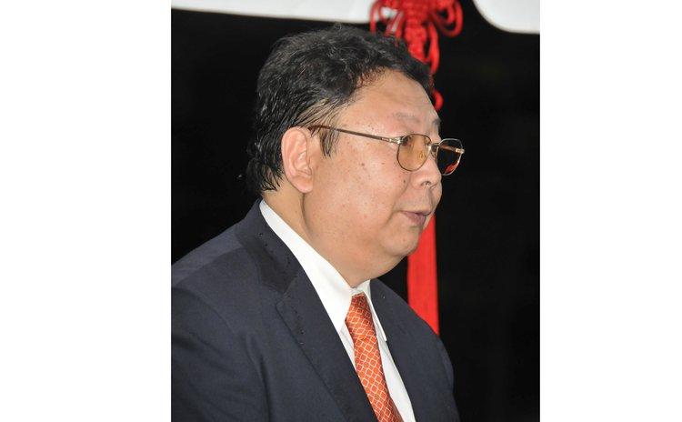 Chinese Ambassador Li Jiangning
