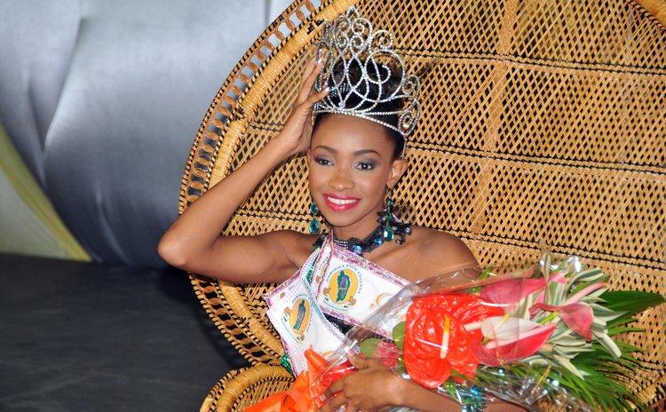 hrisline Tavernier wins DSC Miss Mas Jamboree 2016