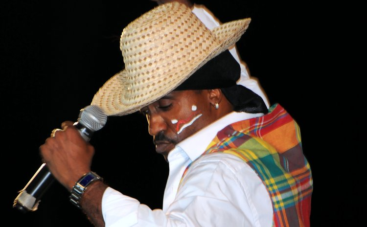 "Bobb is ""real Dominican Calypsonian"""