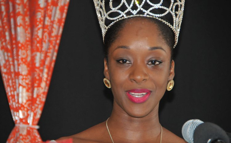 Flossaic, Miss Dominica 2016
