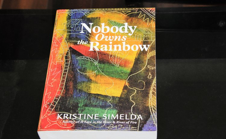 Cover of book: Nobody Owns the Rainbow