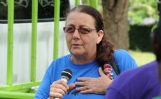 Child Rights Advocate Tina Alexander