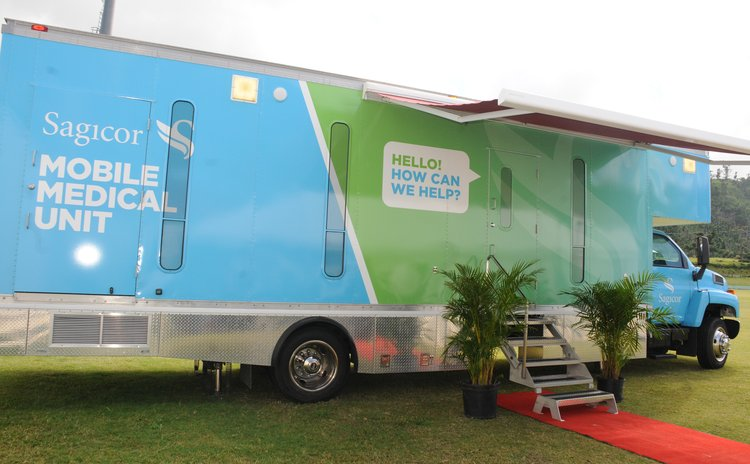 Sagicor Mobile Clinic