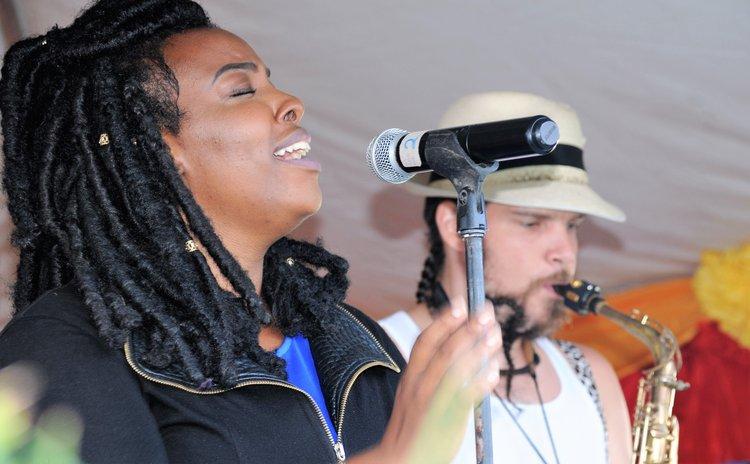 Dominican Jazz musicians