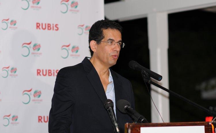Rubis CEO Mauricio Nicholls