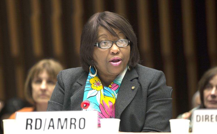 Dr. C. Etienne, PAHO Director