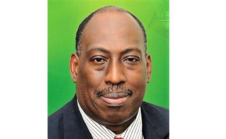 New Hospital CEO Dr. Dexter James