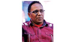 Dr Kenneth Darroux, Petite Savanne Parliamentary Representative